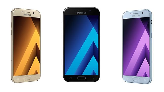 Продвинутый минимализм: Samsung Galaxy A5