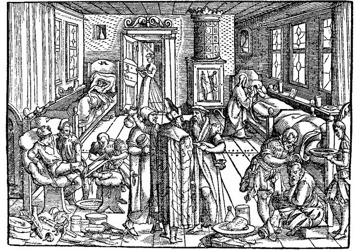 Фото №1 - Слабоумие и отвары: чем лечились от всяких холер наши предки до изобретения анальгина иалка-зельтцера