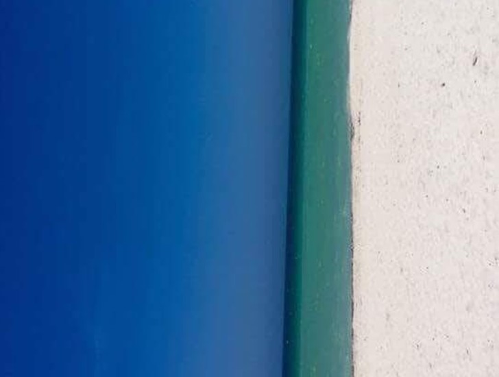 Фото №1 - Новая оптическая иллюзия: пляж или дверь?