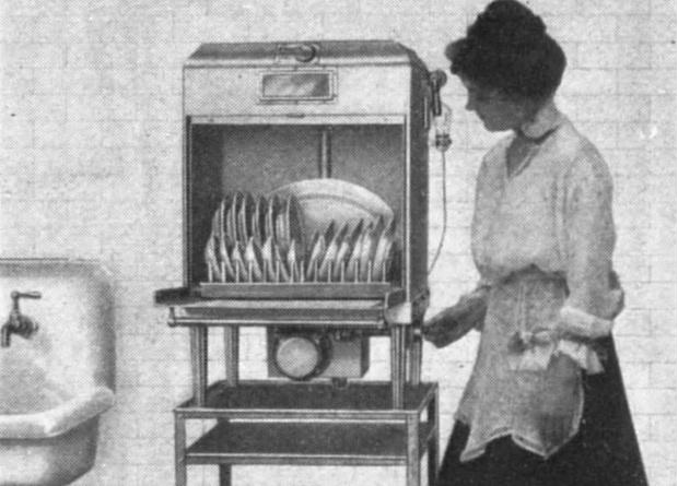 Фото №9 - Циркулярная пила и еще 9 мощных изобретений, сделанных женщинами