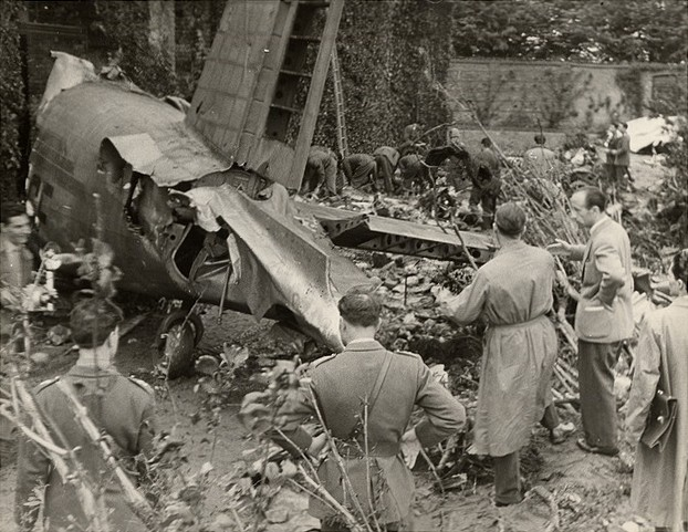 Авиакатастрофа Торино