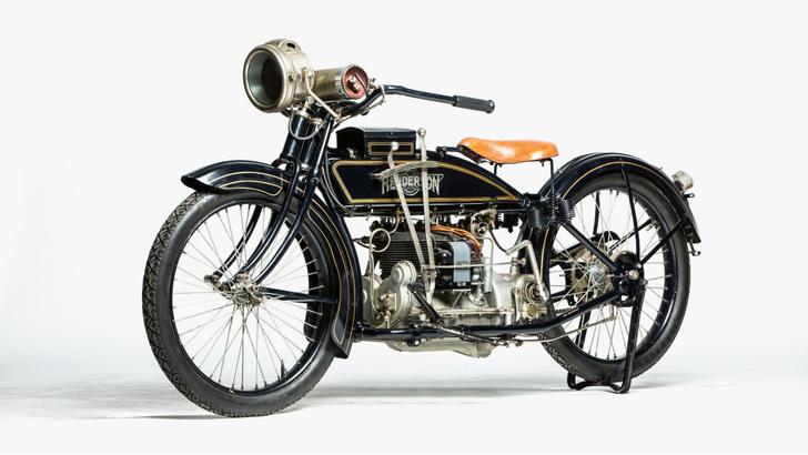Фото №7 - Где купить раритетный мотоцикл