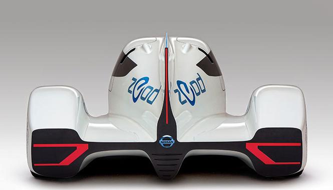DeltaWing: автомобиль с аэродинамикой боевого истребителя