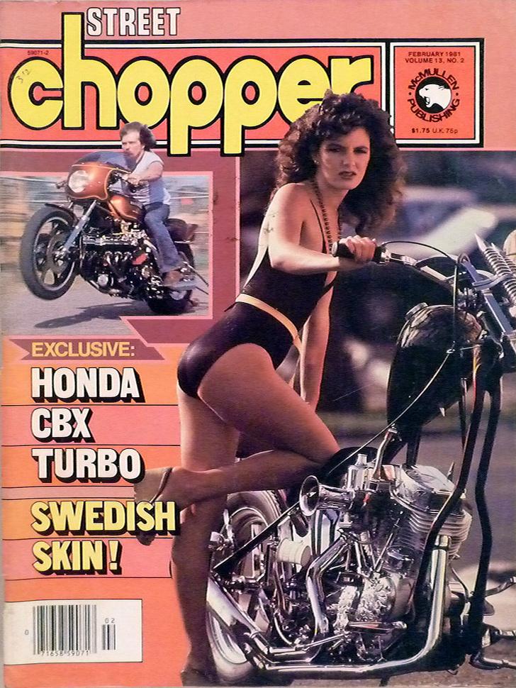 Фото №13 - Сексуальные девушки байкеров из 1980-х!