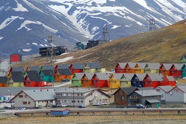 Фото №7 - 10 самых труднодоступных городов Земли