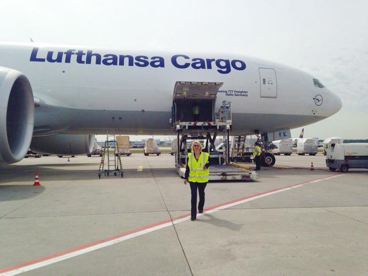 Фото №10 - Затерянный в терминале. Что можно увидеть, заблудившись в крупнейшем аэропорту Европы