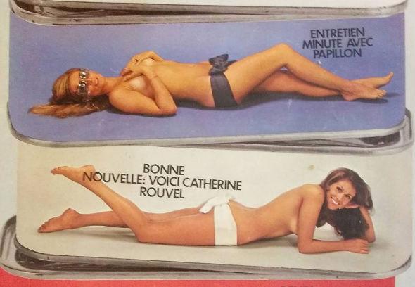 Сайт недели! История французской эротической фотографии!