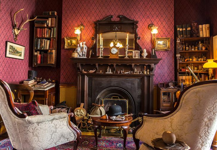 Фото №3 - 100 фактов о Шерлоке Холмсе!