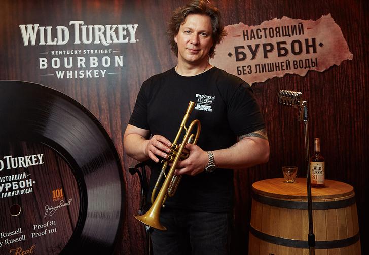 В юбилейный год известный российский музыкант Вадим Эйленкриг и бренд Wild Turkey рассказали о джазе с неожиданной стороны — глазами бутлегеров.
