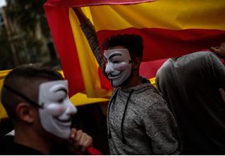 Уголок сепаратиста: посмотри, какие еще регионы в Европе, кроме Каталонии, жаждут независимости