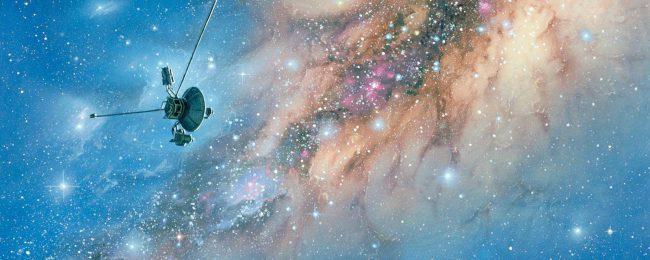 Фото №8 - «Вояджер-1»: 10 фактов космического масштаба