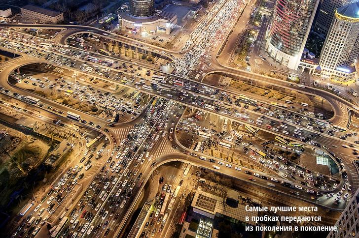 Фото №5 - 12 аккуратных китайских столпотворений