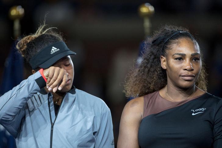 Фото №4 - Серена Уильямс и скандал в финале Открытого чемпионата США. Объяснение инцидента для чайников
