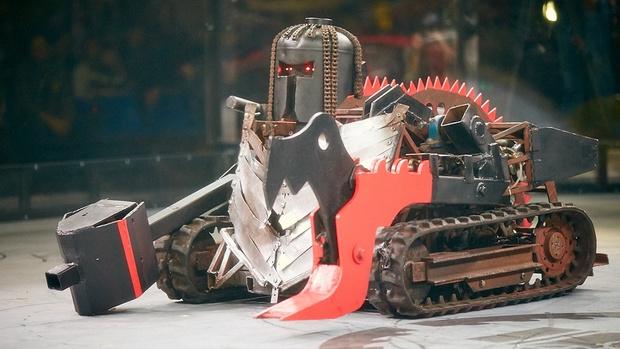 Фото №3 - Бойцовские роботы открывают новый сезон