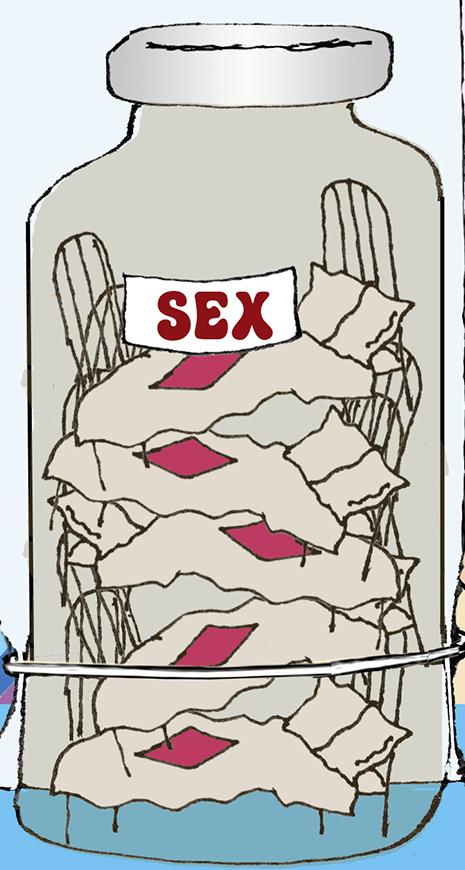 Фото №3 - Палата номер секс: 15 научных доказательств пользы секса