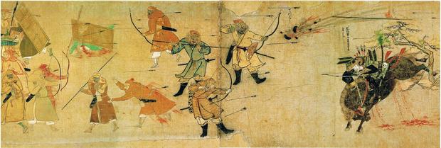 Фото №2 - Свиньи против слонов и еще четыре самые странные битвы в истории войн