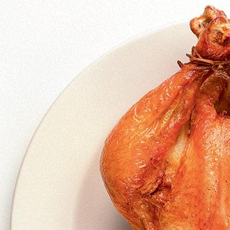Фото №2 - Курица  не пицца. Идеальная новогодняя еда