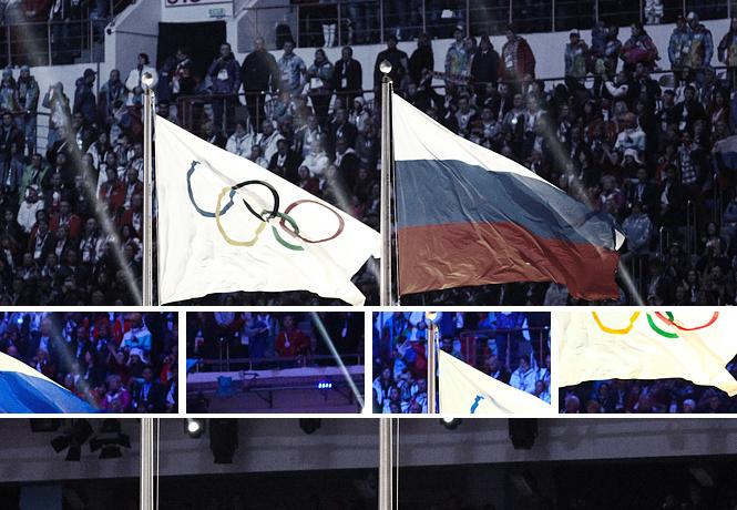Фото №1 - Приговор приведен в исполнение: наших спортсменов не пустили на Олимпиаду