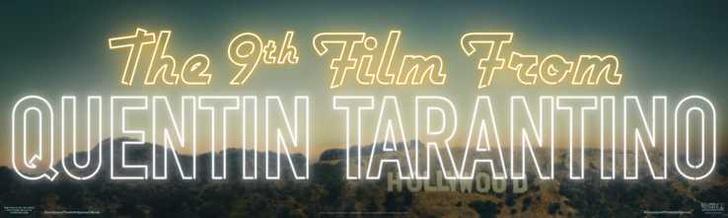 Фото №14 - Тарантино показал 13 постеров с главными героями к своему новому фильму «Однажды в Голливуде»