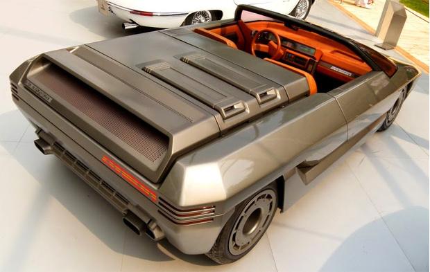Фото №7 - Как представляли в прошлом автомобили будущего