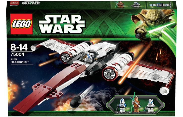 Фото №11 - Набор LEGO Star Wars выиграть должен ты