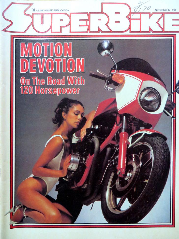 Фото №8 - Сексуальные девушки байкеров из 1980-х!