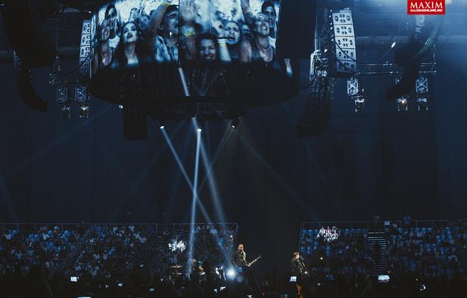 Тот самый концерт в Москве, на который пришел даже Тилль Линдеманн из Rammstein