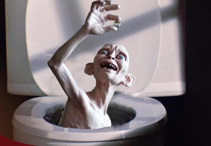 Фото №1 - Женщина спустила в канализацию кольцо с бриллиантами (нечаянно). А оно вернулось к ней 9 лет спустя