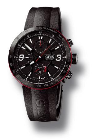 Фото №3 - Часы Oris - гонка со временем