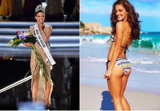 Новой «Мисс Вселенной» стала Деми-Лей Нель-Петерс из ЮАР