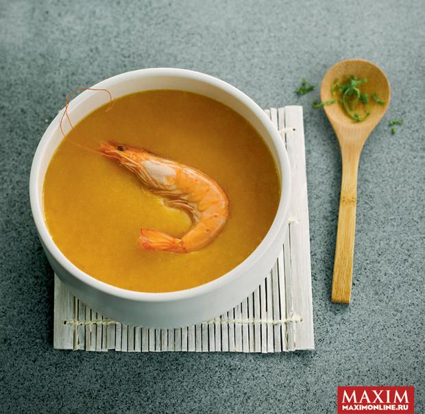 Фото №1 - 6 гурманских супов, приготовить которые сможет даже новичок