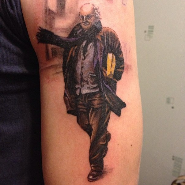 Фото №5 - 13 татуировок для интеллигентных людей