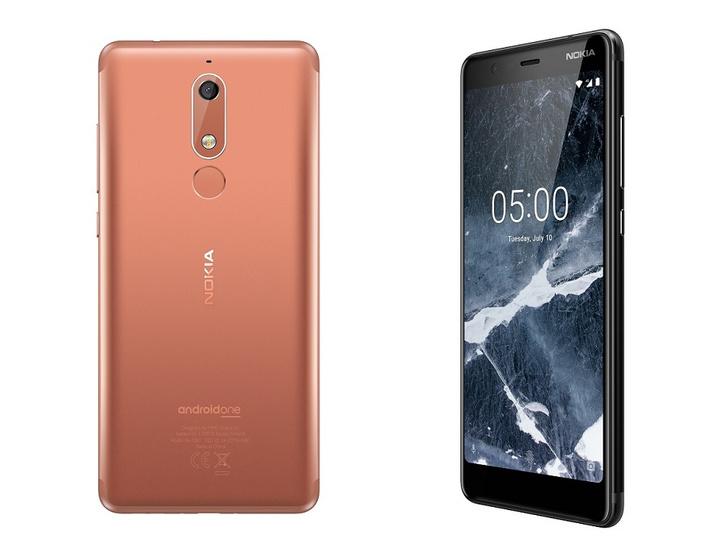 Фото №3 - Три новых смартфона Nokia на Android - тема этого лета