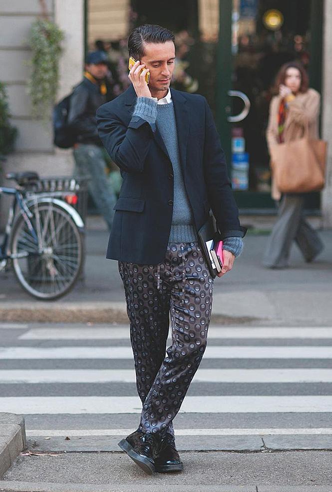 Пиджак и штаны