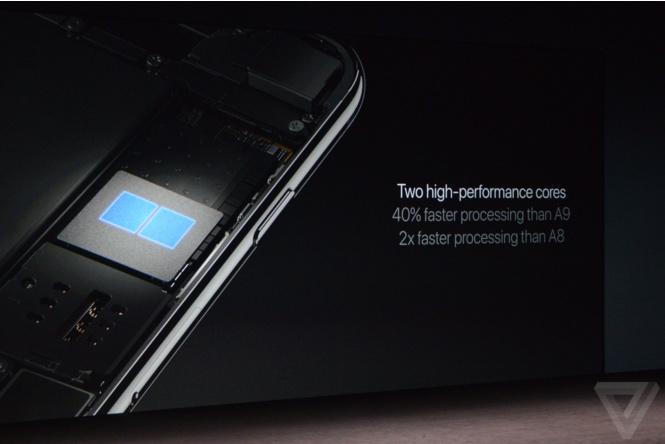 Процессоры айфона 7
