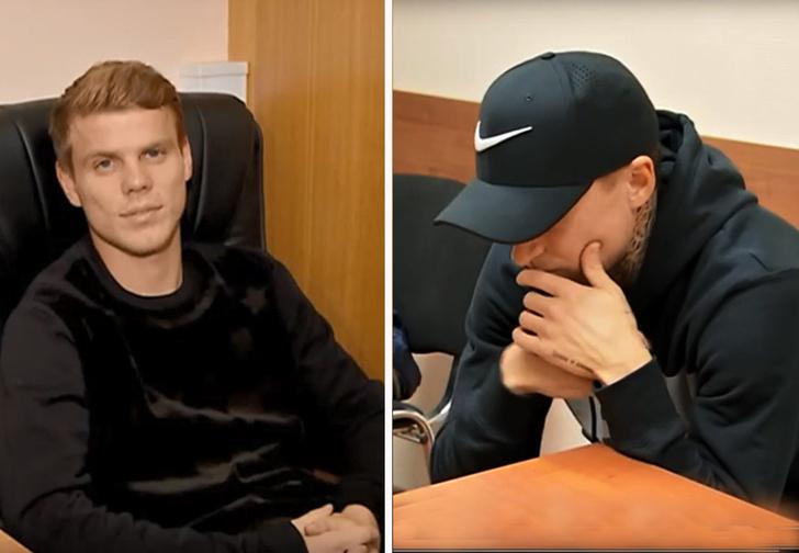 Фото №1 - Видео допросов Кокорина и Мамаева