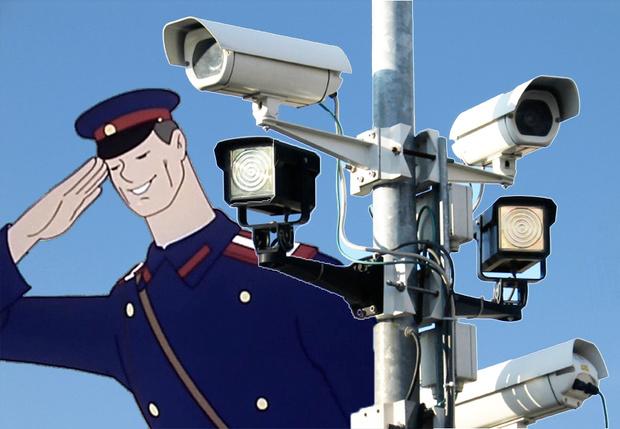 Фото №1 - Пляши: ГИБДД раскрыла карту дорожных камер по всей России