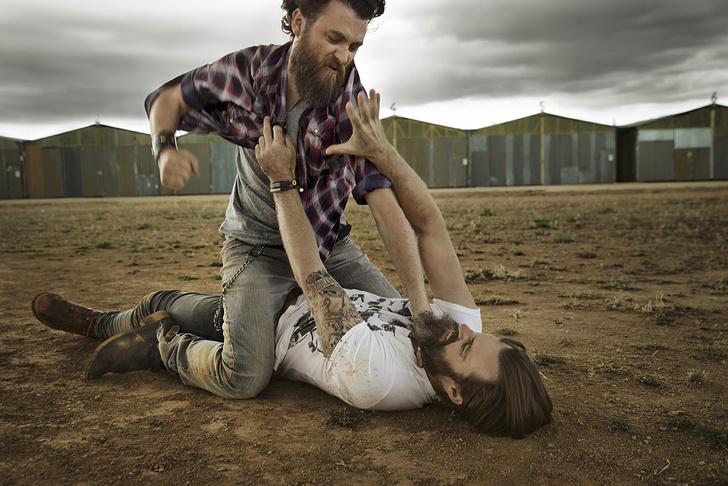Фото №2 - 5 причин, почему женщинам нравятся мужчины с бородой