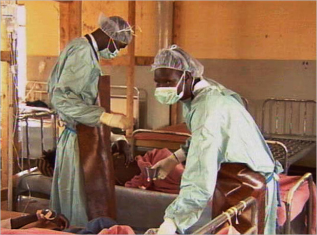 Фото №2 - Быль об Эболе