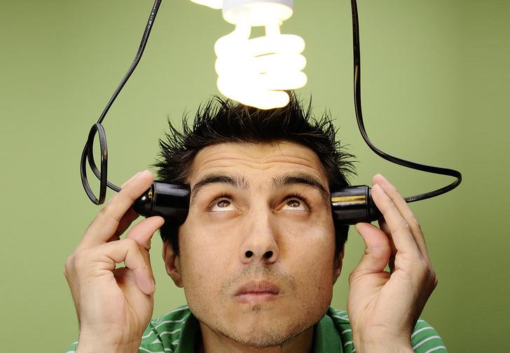 Фото №1 - Вредно ли пользоваться  энергосберегающими лампами?