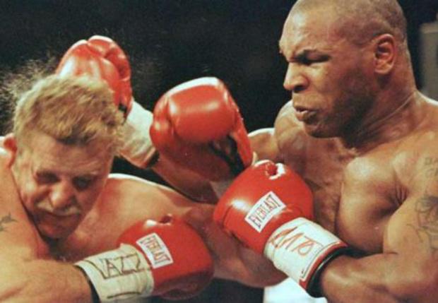 Фото №1 - 30 самых зрелищных нокаутов за всю историю бокса в одном видео