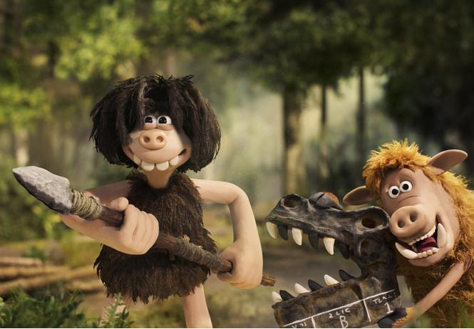 убойный трейлер нового мультфильма дикие предки короля анимации