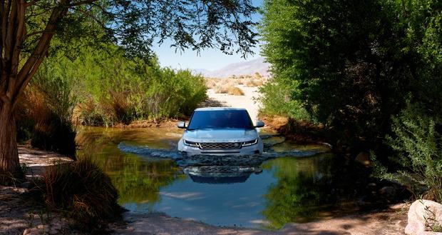 Фото №5 - Гламурно жить опять не запретили: представлен Range Rover Evoque второго поколения