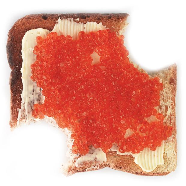 Фото №2 - Тостер на прокачку: 16 вкусных мужских тостов