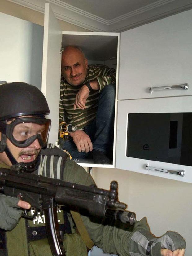 Фото №12 - В Сети набирает популярность флешмоб «Надежный шкафчик на одного»