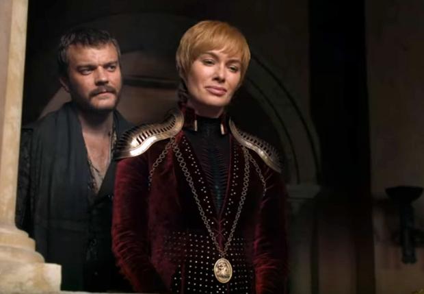 Фото №1 - Вышел трейлер четвертой серии финала «Игры престолов»