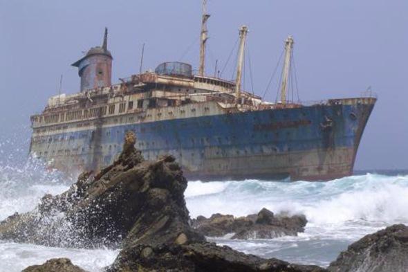 Фото №6 - Семь легендарных кораблей-призраков