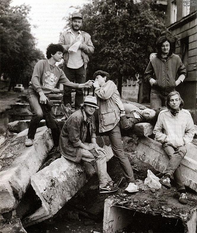 Фото №6 - 38 баек о происхождении названий рок-групп