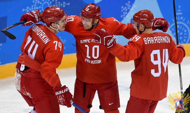 Фото №1 - Пять причин, почему российские хоккеисты всухую обыграли американцев