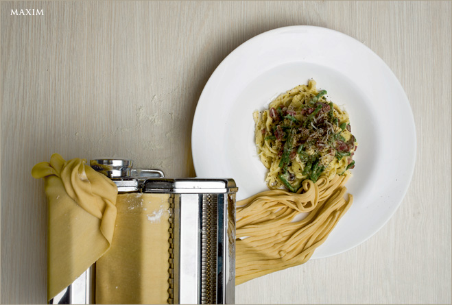 Фото №4 - Макароны по-любому! 6 простых и вкусных блюд из пасты